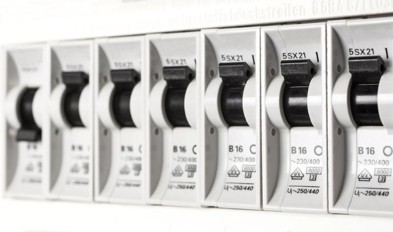 Tableau électrique et disjoncteurs