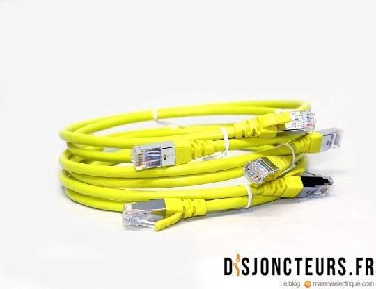 Installation VDI - Câble RJ45