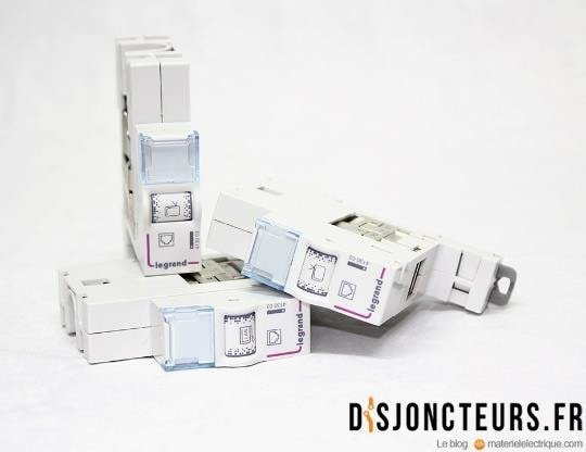 Installation VDI - Modules de brassage RJ45