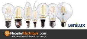 Lenilux : ampoules