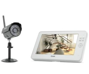 Caméra sans fil anti-cambriolage