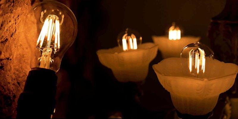Ampoules LED à filament