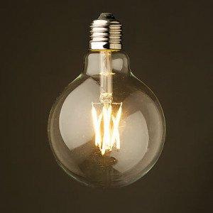 Différents types d'éclairage LED