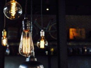 Décoration chaleureuse avec les LED filament