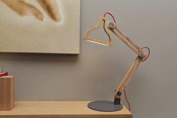Lampe de chevet roginale