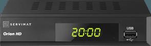 Décodeur TV HD pour la TNT