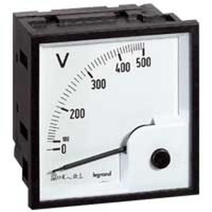 Voltmètre Legrand