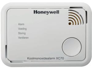 Détecteur de monoxyde de carbone HoneyWell Friedland