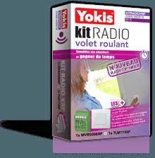 domotique radio avec Yokis
