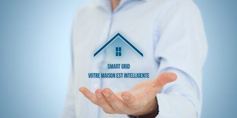 un Smart grid rend votre maison intelligente