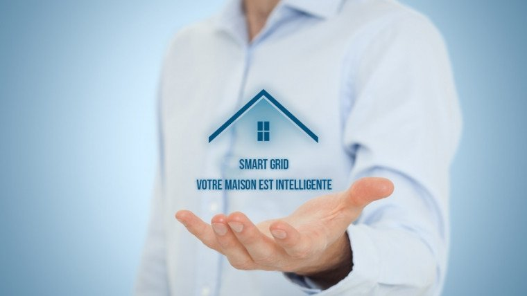 un Smart grid rend votre maison intelligente
