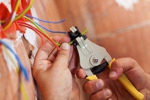 Boîtier de raccordement de fils électriques