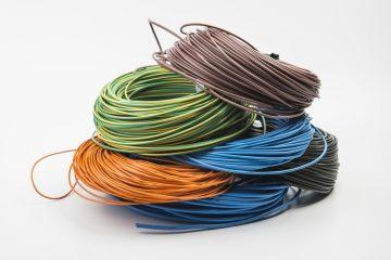 Les câbles et fils électriques