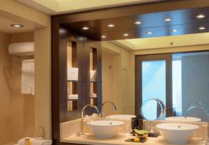 Eclairage Sylvania pour salle de bain