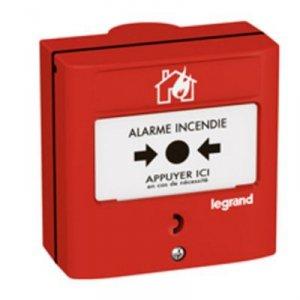 Alarne anti-incendie Legrand