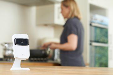 Les solutions pour caméra de surveillance intérieure