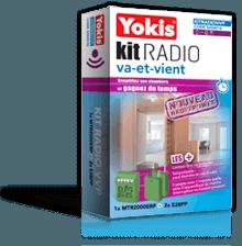 Kit radio Yokis - Va-et-vient