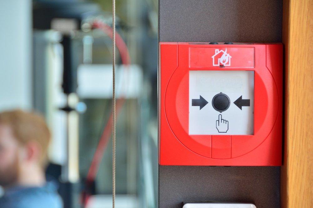 Installer une alarme incendie dans un ERP