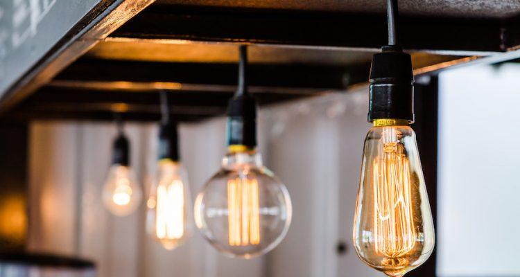 Les ampoules filament de tungstène