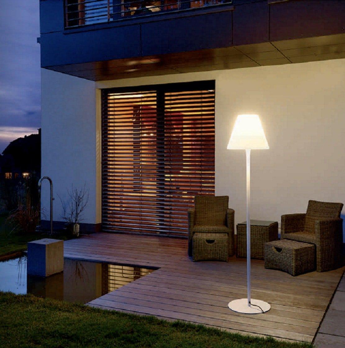 luminaires ext rieurs d couvrez les tendances de l 39 ann e 2017. Black Bedroom Furniture Sets. Home Design Ideas