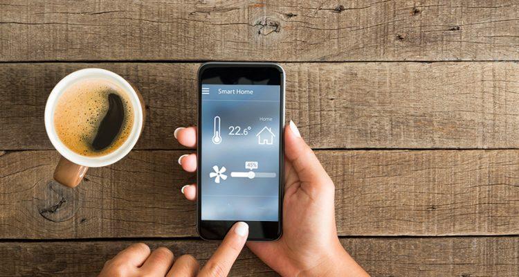 Contrôler sa climatisation avec son smartphone