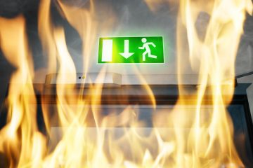 BAES évacuation incendie