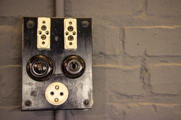 Dépose d'une installation électrique