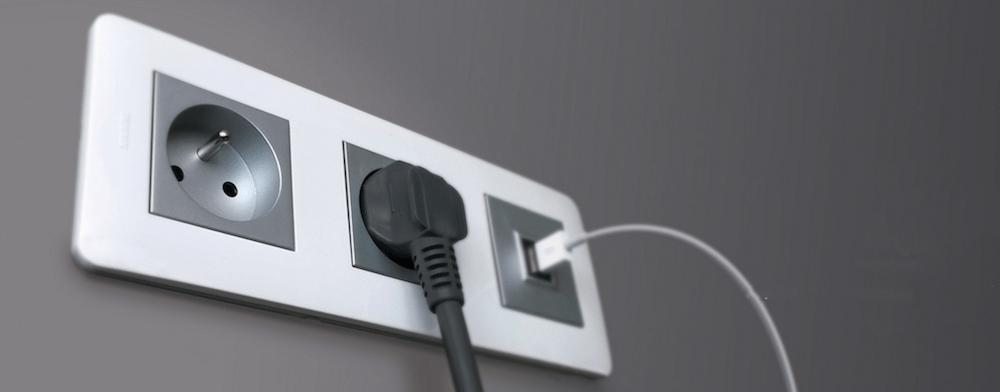 Prises et interrupteurs Debflex