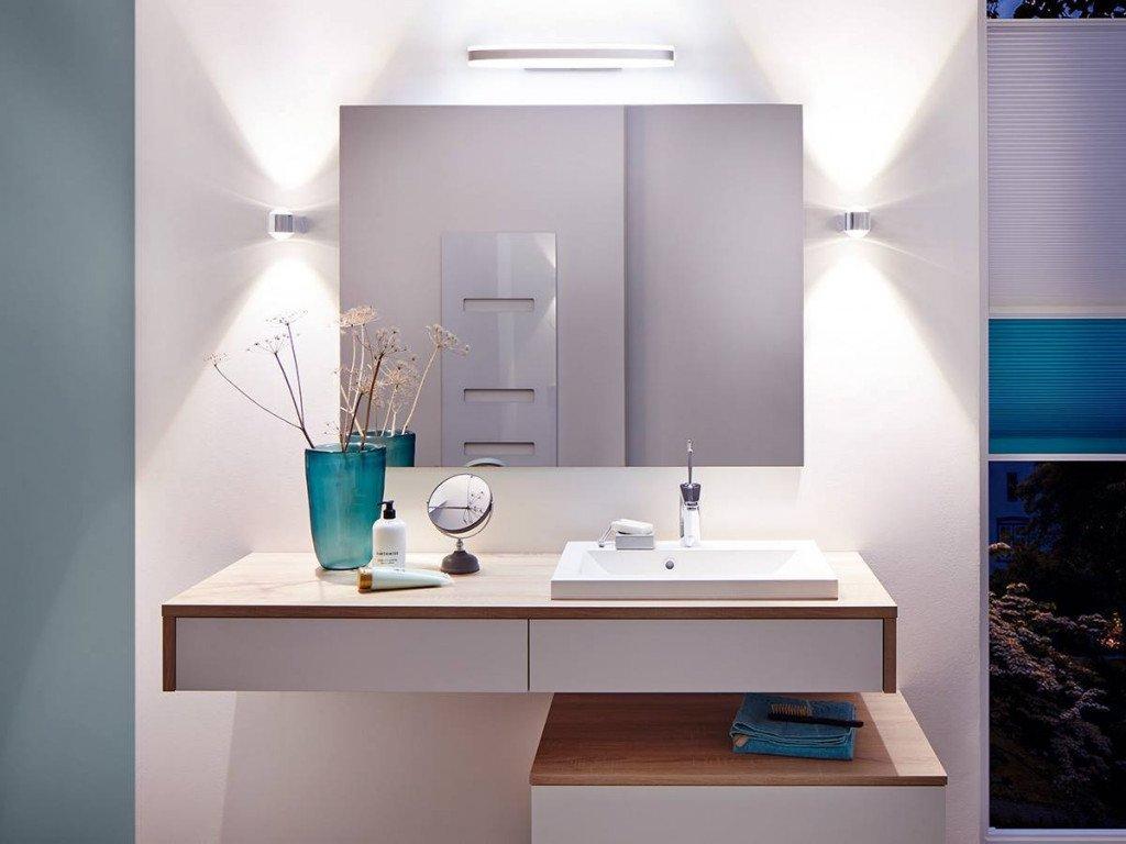 Eclairage LED pour une salle de bain
