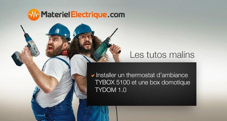 Tutoriel Vidéo : Installer un thermostat connecté Delta Dore