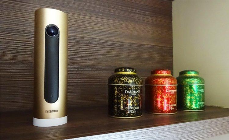 Caméra de sécurité Netatmo