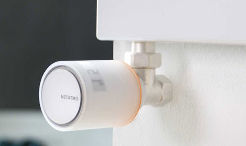 Vanne thermostatique Netatmo