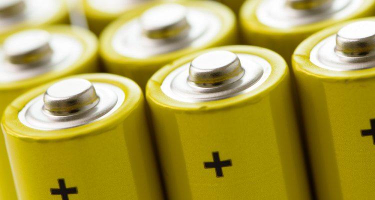 Recyclage des piles alcaline
