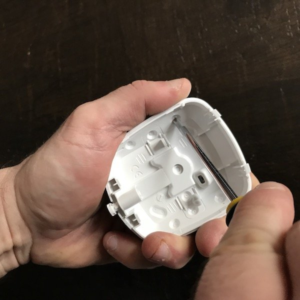 Fixation de détecteur de mouvement DMB TYXAL+ n°2