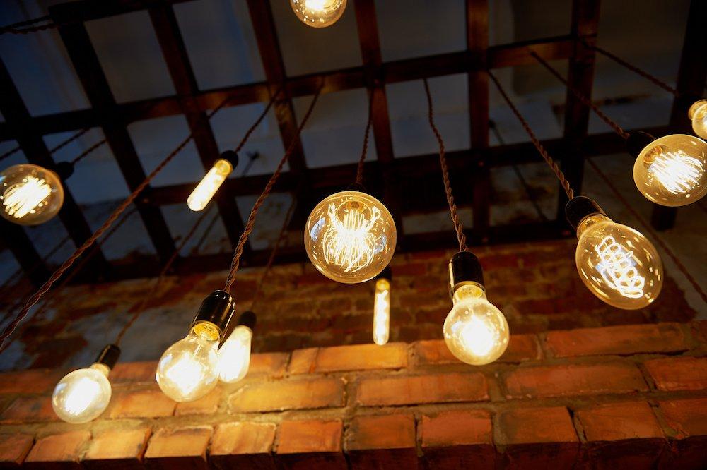 Les ampoules pour un éclairage vintage