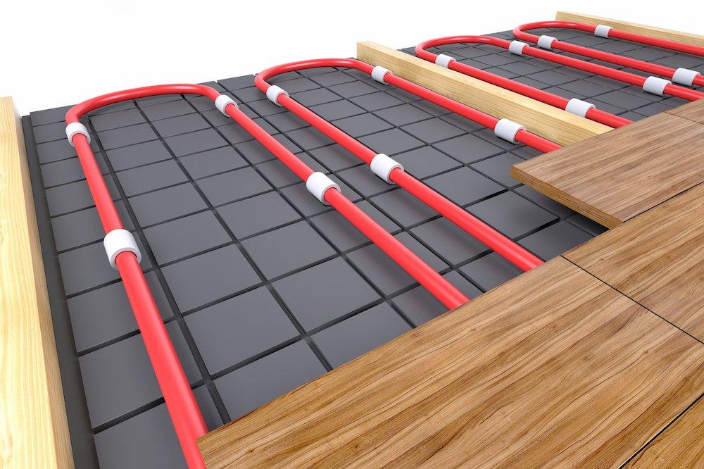 Comment fonctionne un plancher chauffant ?