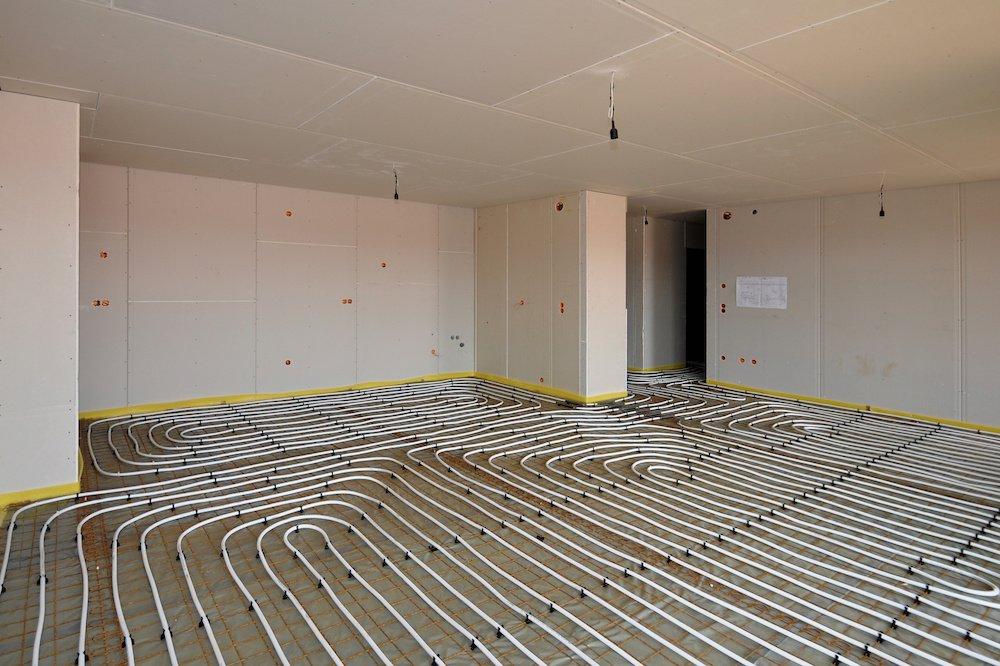 Comment installer votre plancher chauffant ?