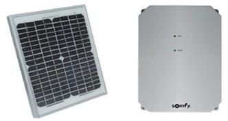 Kit d'alimentation solaire Solarset