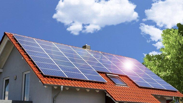 Les panneaux solaires dans votre habitat