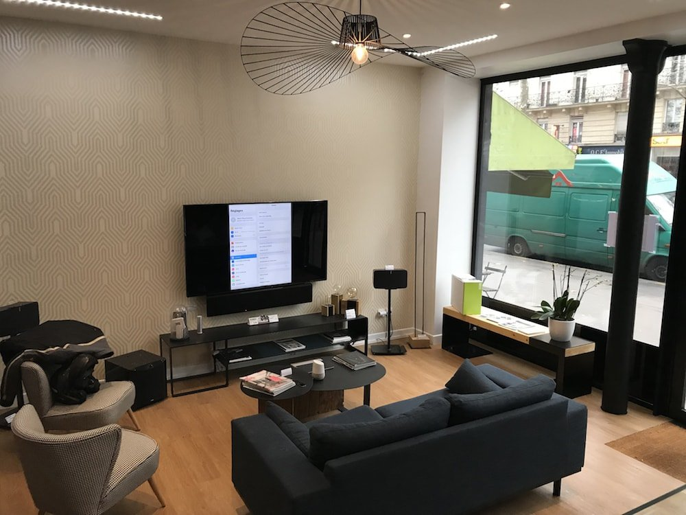 Salon de la maison connectée Delta Dore