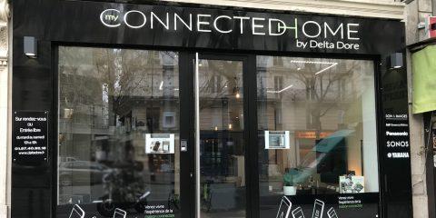 Le showroom Delta Dore