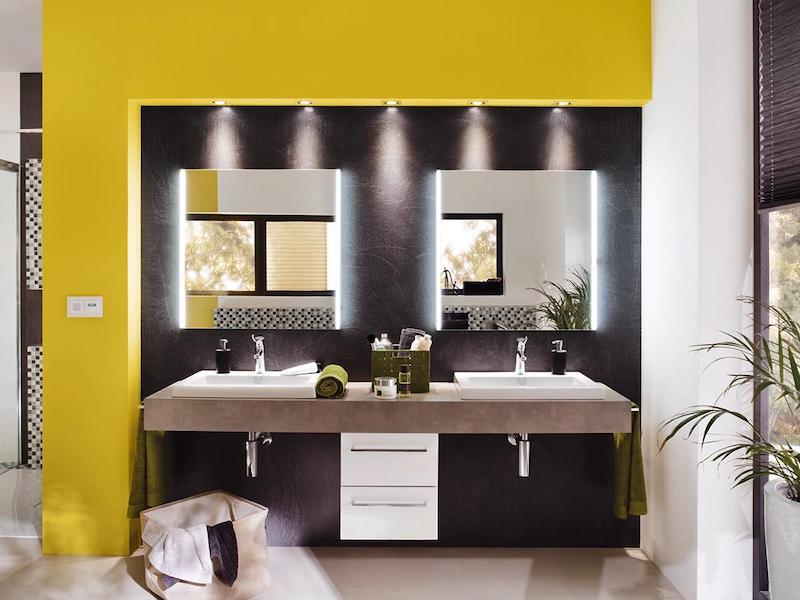 Indice IP et salle de bain
