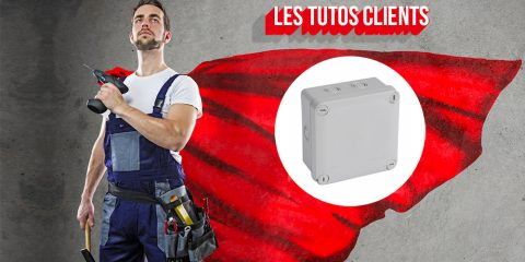 Tuto clients : Installer un récepteur multifonctions Legrand My Home Play