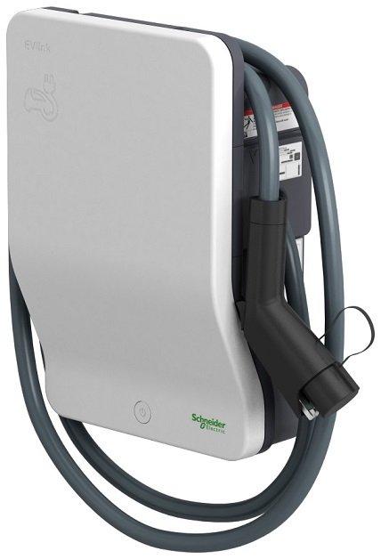La borne de recharge EVlink