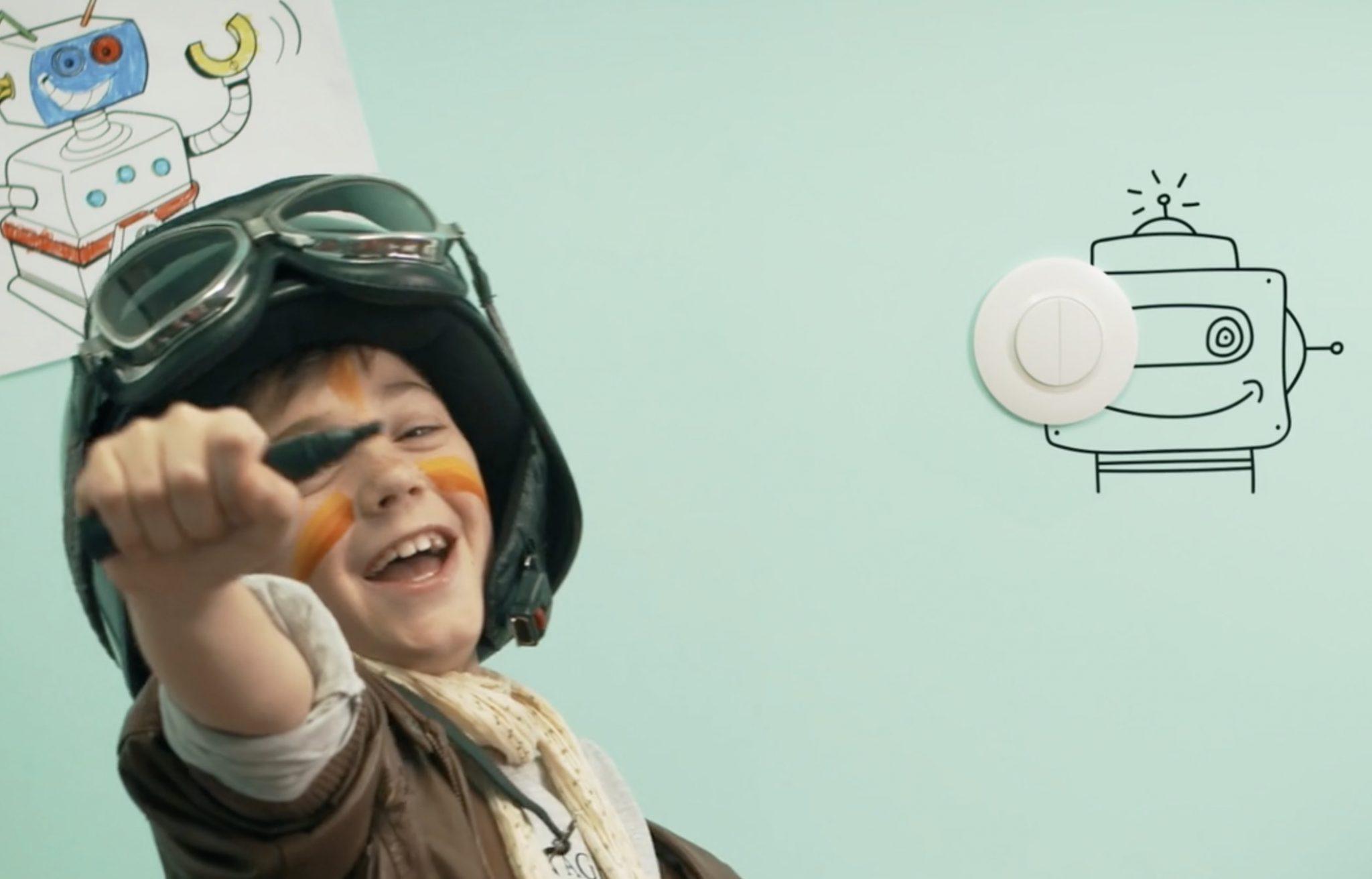 Legrand Dooxie : ludique et design à la fois