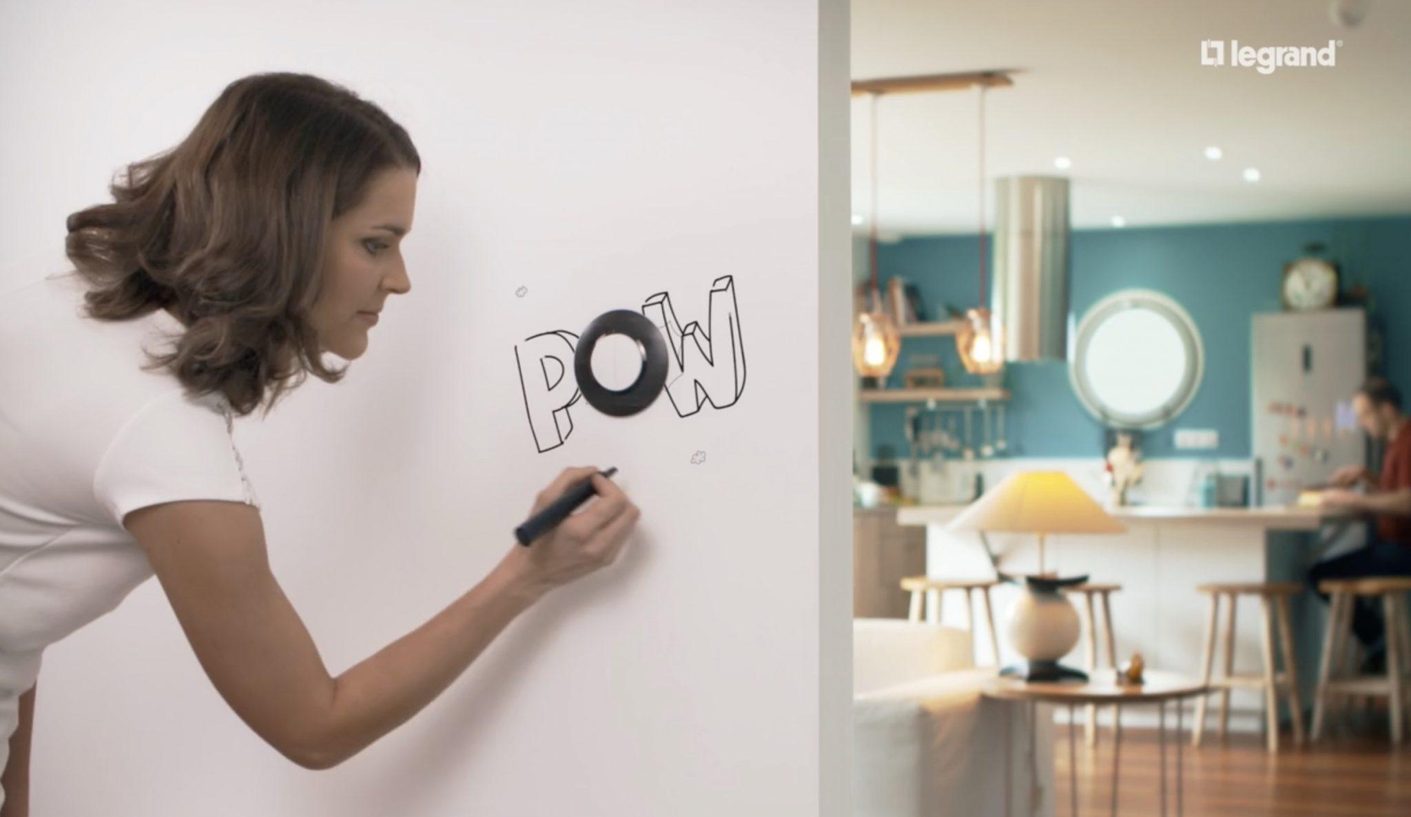 La nouvelle gamme de prises et interrupteurs Legrand Dooxie