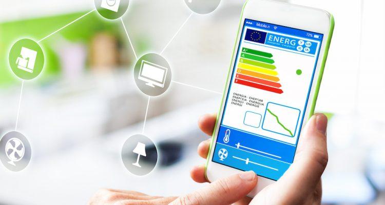 Indicatuer de consommation d'énergie Tywatt de Delta Dore