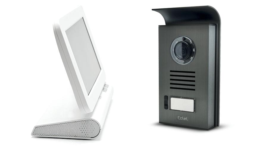 Lesli 3 est une gamme de visiophone d'Extel