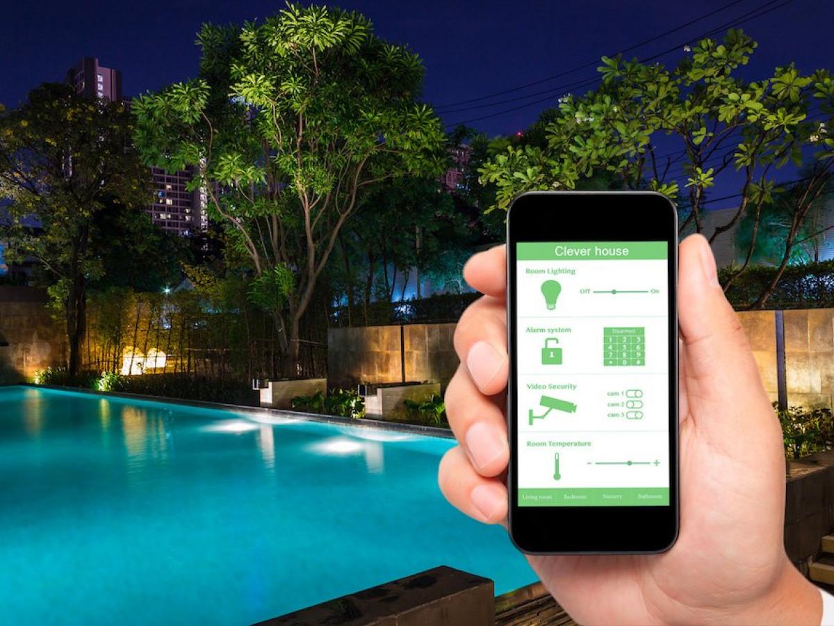 Eclairage Contre Marche Led comment installer un éclairage intelligent dans votre jardin ?