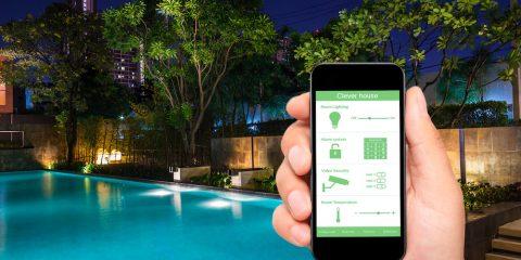 Un éclairage intelligent dans votre jardin
